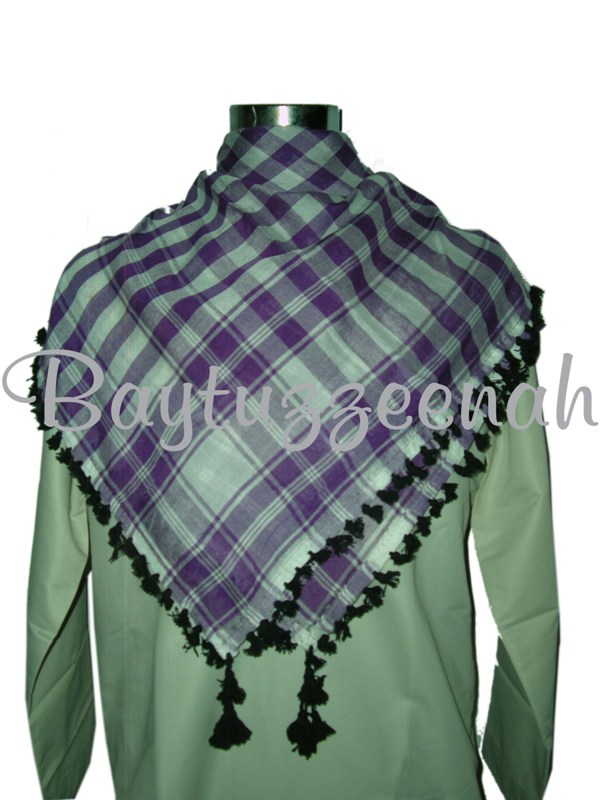 Square / Triangle Scarves